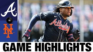 Acuña Jr., Wright lead Braves to 7-0 victory | Braves-Mets Game Highlights 9/20/20