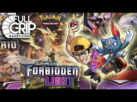 Forbidden Light Prerelease Pokemon TCG Vlog at Full Grip Games!