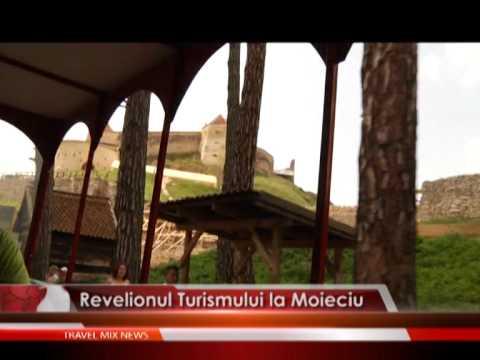 Revelionul Turismului la Moieciu
