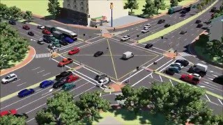 M.J. Cuenco - Pope John Paul II Ave. Intersection Redesign Proposal