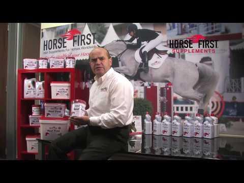 Hoof First HORSE FIRST®