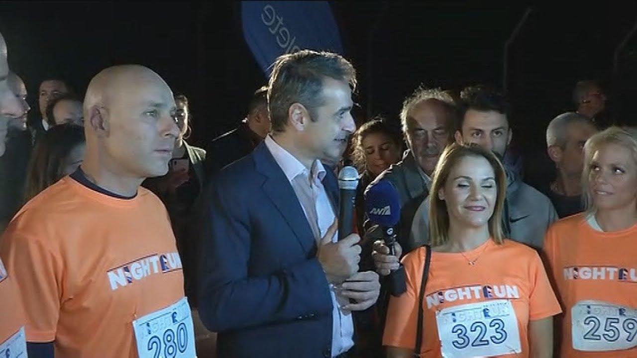 Κυρ. Μητσοτάκης: Η ΝΔ υποστηρίζει ζητήματα που άπτονται της καθημερινότητας