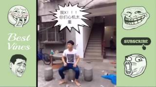 Chinese Funny Videos   Prank Chinese 2016 5 Mp4