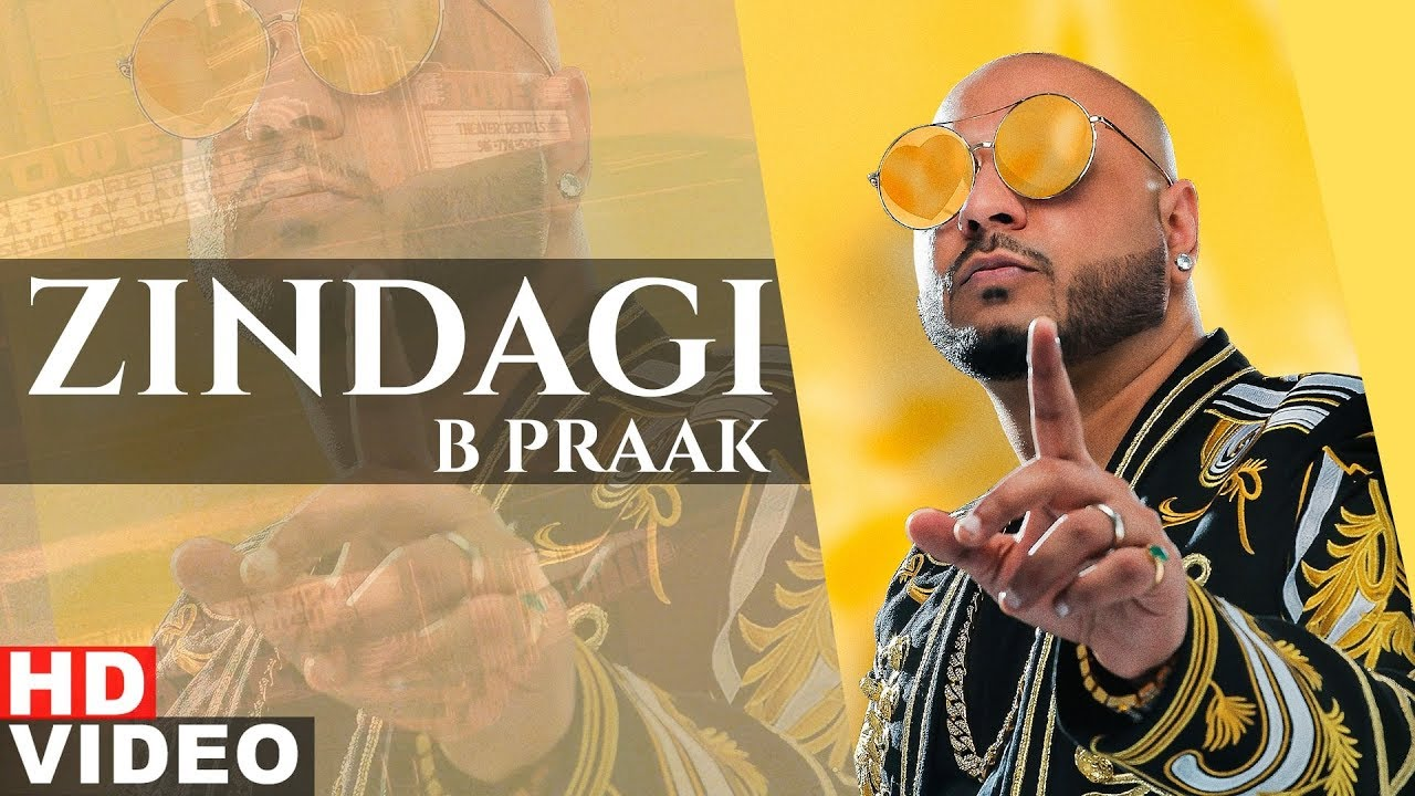 Zindagi Lyrics | B Praak - Jaani - #LyricsBEAT
