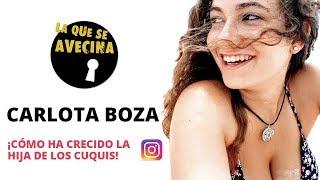 ¡Las fotos más HOT  de la hija  de los Cuquis!, Carlota Boza en instagram