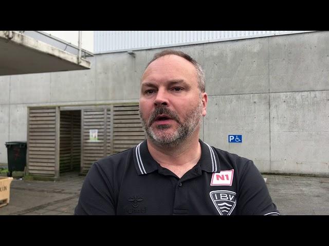 Kristján Guðmunds: Verðum að nýta færin okkar í svona leik