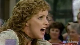 "Alice Ripley - ""I Dreamed A Dream""  - Les Misérables (NBC Today 28-Aug-1999)"