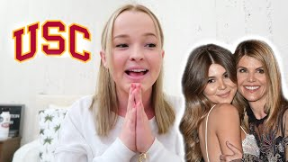 Dear Olivia Jade, From a USC Reject