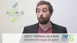Colloque handicap : Eddy Perriau Blatnik