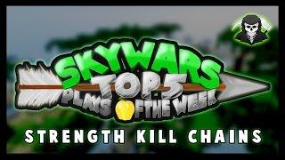 NO DAMAGE WIN - Top 5 SKYWARS PLAYS of the Week