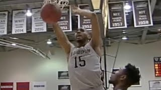 HIGHLIGHTS: LaDarien Griffin Powers St. Bonaventure Past #16 Rhode Island | Stadium