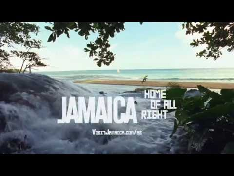 "Jamaica's so Breathtaking it makes Usain Bolt ""Stop"""