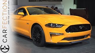 2018 Ford Mustang: All You Need To Know About The Latest Mustang - Carfection