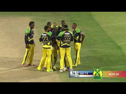 Highlights - Guyana Amazon Warriors v Jamaica Tallawahs