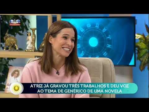 Entrevista a Patrícia Candoso