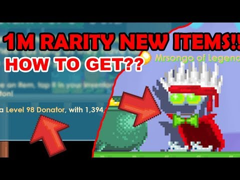 RAINBOW CAPE + FULL DONATOR!! HOW TO GET?? [St.Patrick's 2018] | GrowTopia