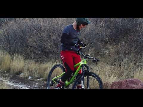 SRAM Quarq Shockwiz video