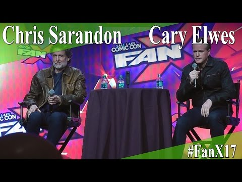 The Princess Bride - Cary Elwes & Chris Sarandon - Full Panel/Q&A - FanX 2017