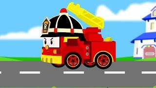 Robocar Roy mini cartoon