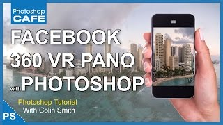 How to make a facebook 360 panorama from any photo