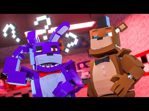 Minecraft FNAF 7 Pizzeria Simulator - FREDDY IS BROKEN! (Minecraft Roleplay)