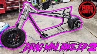 drag mini bike build ep 1 - Thủ thuật máy tính - Chia sẽ kinh nghiệm