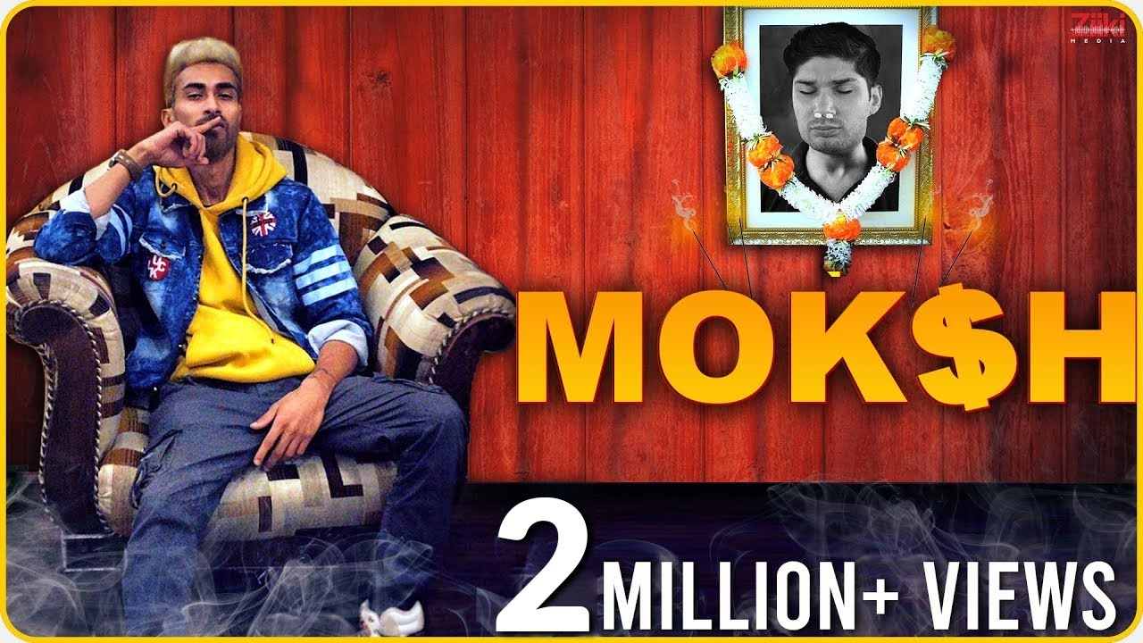 MOKSH Rap Lyrics - Muhfaad – #LyricsBEAT