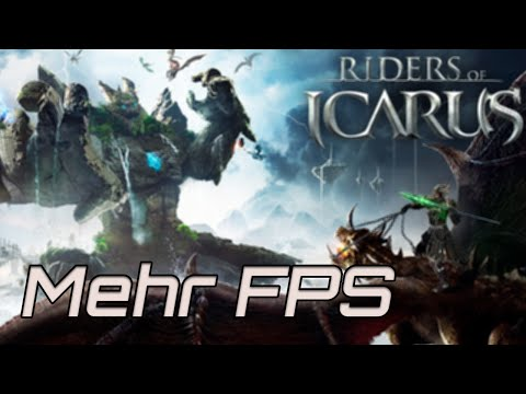EN/GUIDE]How to improve your FPS - Riders of Icarus