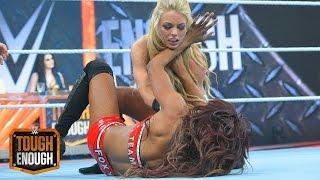 Amanda locks horns with Alicia Fox: WWE Tough Enough: August 25, 2015