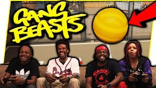 RIDICULOUS SOCCER MATCH! GANG BEASTS STYLE!! - Gang Beasts Gameplay