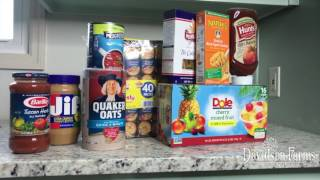 Davidson Farms Needs You to Pack the Pantry