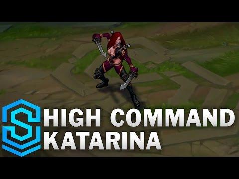 Katarina Chỉ Huy
