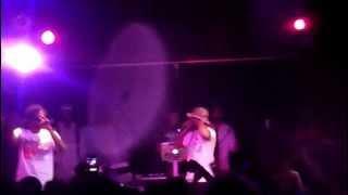 aB-Soul ft. Schoolboy Q - Sopa live @ Reggies Chi
