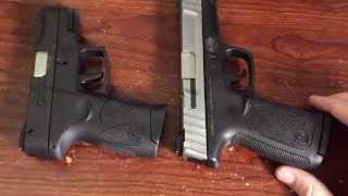 Taurus PT111 (Millennium) G2 - Review & Compare