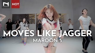 [HOT] - Moves Like Jagger - Maroon 5 ft. Christina Aguilera