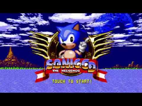 Vídeo do Sonic CD Classic