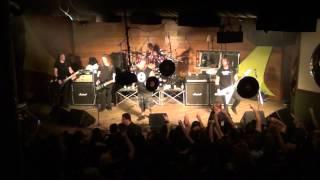 Exodus - Deranged - Music Hall - Curitiba - Brazil - 27/4/201