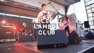Helsinki Lambda Clubが新メンバーの体制になってから、初のライブ映像「Live, Live, Live」を公開!
