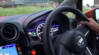 Essai : à l'intérieur de la Nissan Note e-Power