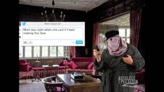 Tweets of the Rich & Famous: Elephant Man #1