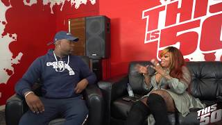 Lethal Lipps on Dating Bow Wow + Is She The Reason Cam'ron & JuJu Broke Up