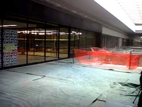 Nicolway shopping centre walkthrough (Video)