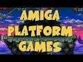 The Best Commodore Amiga Games: Platform Genre i