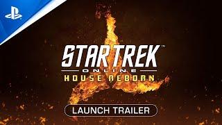 PlayStation Star Trek Online - House Reborn Launch Trailer | PS4 anuncio