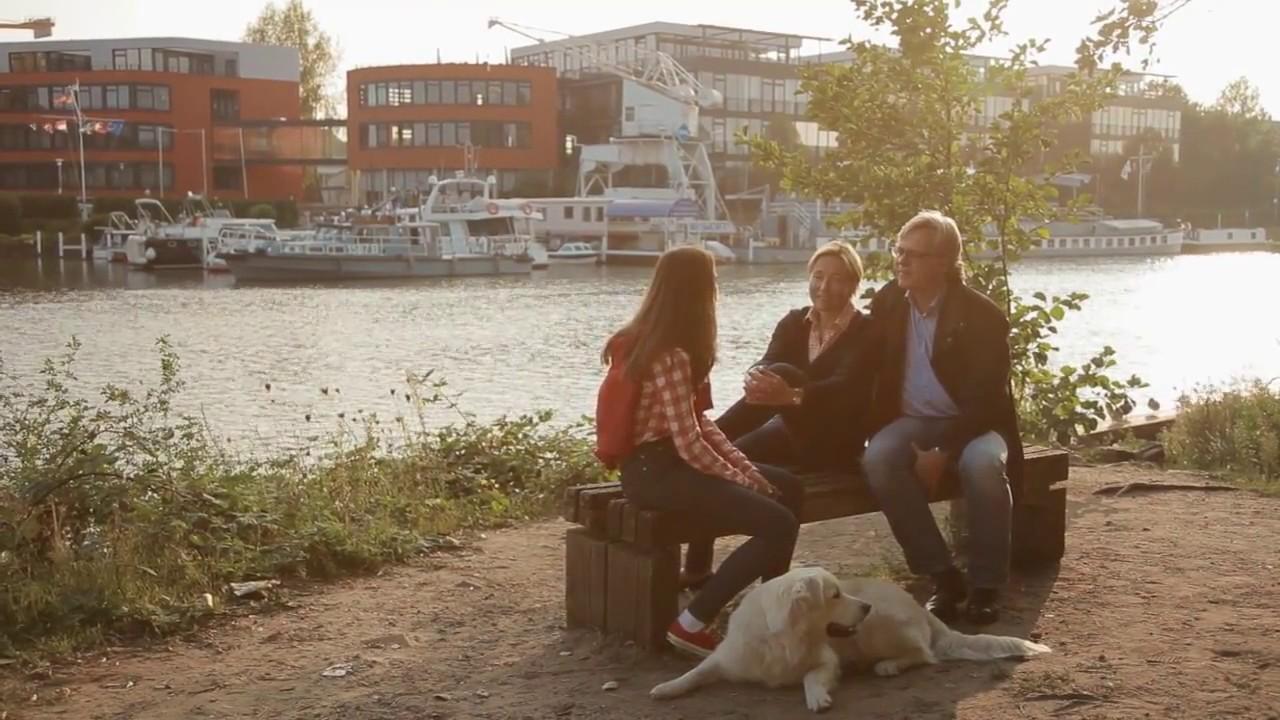 Lister Yachthafen - Hannover-List  | Von oben | Gundlach