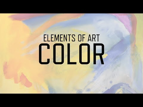 Analyzing The Elements Of Art