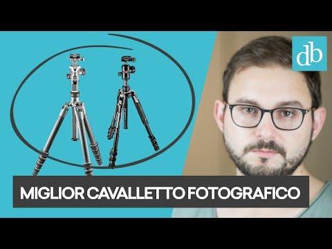 MIGLIOR CAVALLETTO FOTOGRAFICO: ECCO QUALE TREPPIEDE COMPRARE