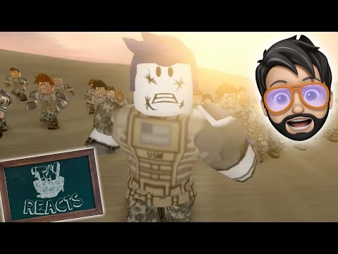The Last Guest 3 4 A Roblox Movie Trailer Reaction