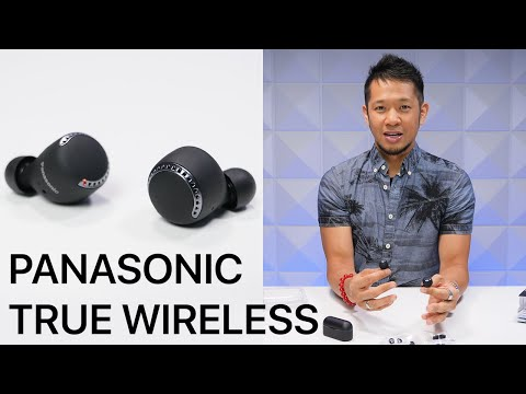 External Review Video wWXnjVPYeVA for Panasonic RZ-S300W & RZ-S500W Wireless Headphones