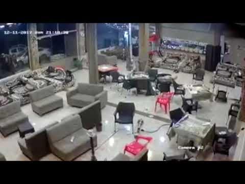 Suben a 61 los muertos en Irán por fuerte terremoto en la frontera con Irak